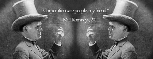 Corporations Are NOT People, My Friend