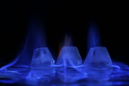 Flaming Ice II