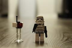 Sandtrooper & Sentry Droid