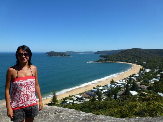 Patonga Beach from the Warrah Lookout