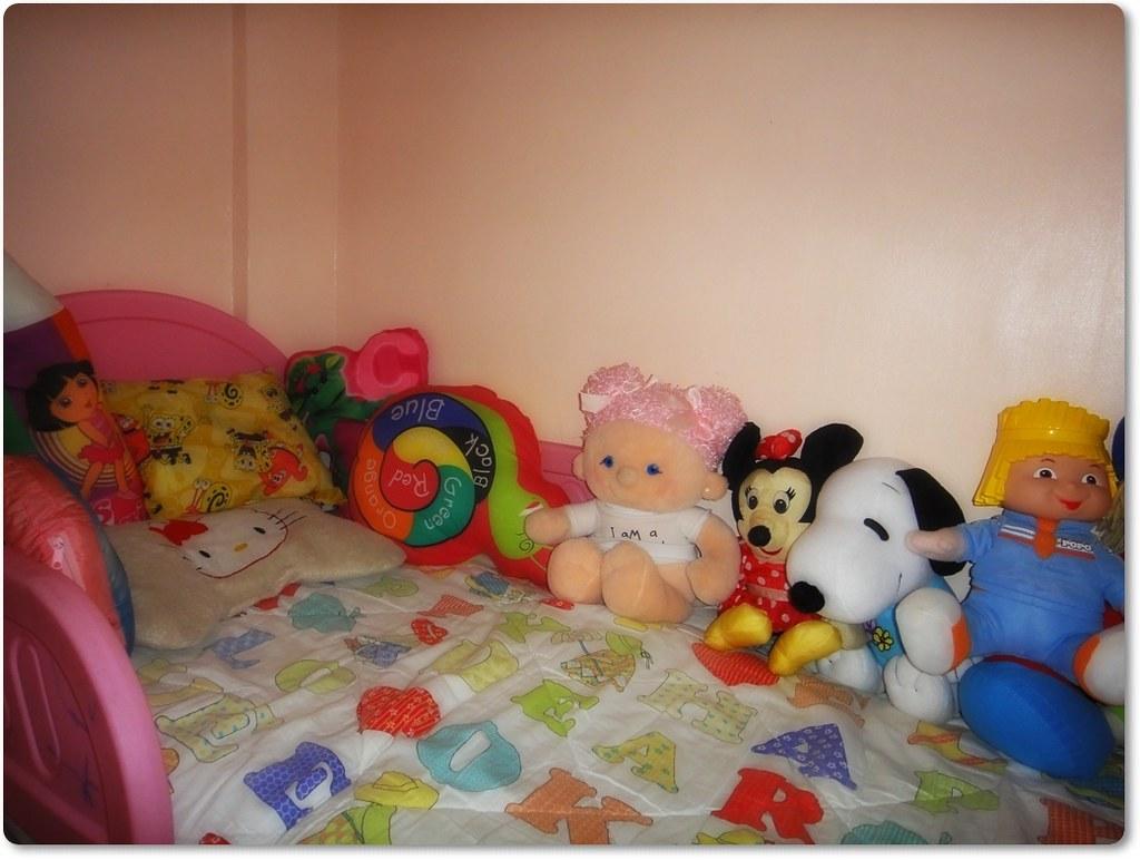 Ishi's bed