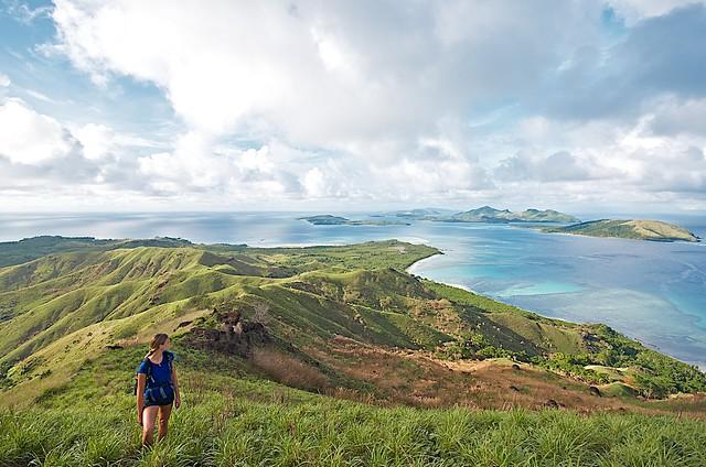 Neisau Peak, Nacula Island, Fiji