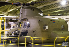 83-23104 - M3034 - Royal Air Force - Boeing-Vertol CH-47D Chinook - 080203 - RAF Museum Hendon - Steven Gray - IMG_7187
