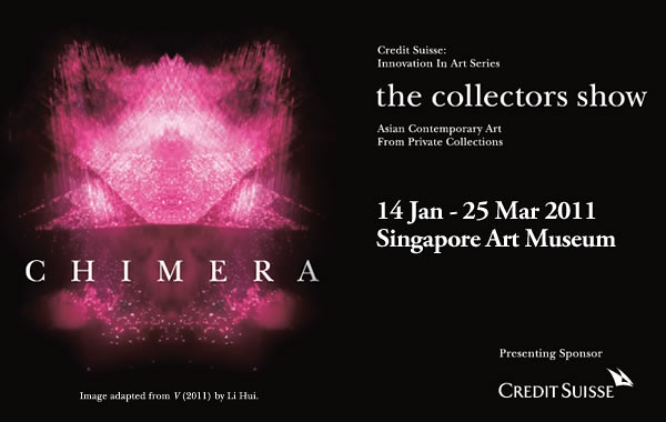 The Collectors Show Chimera 2012 - SAM