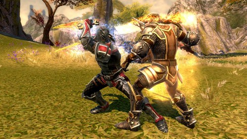 Kingdoms of Amalur Armor Sets Guide