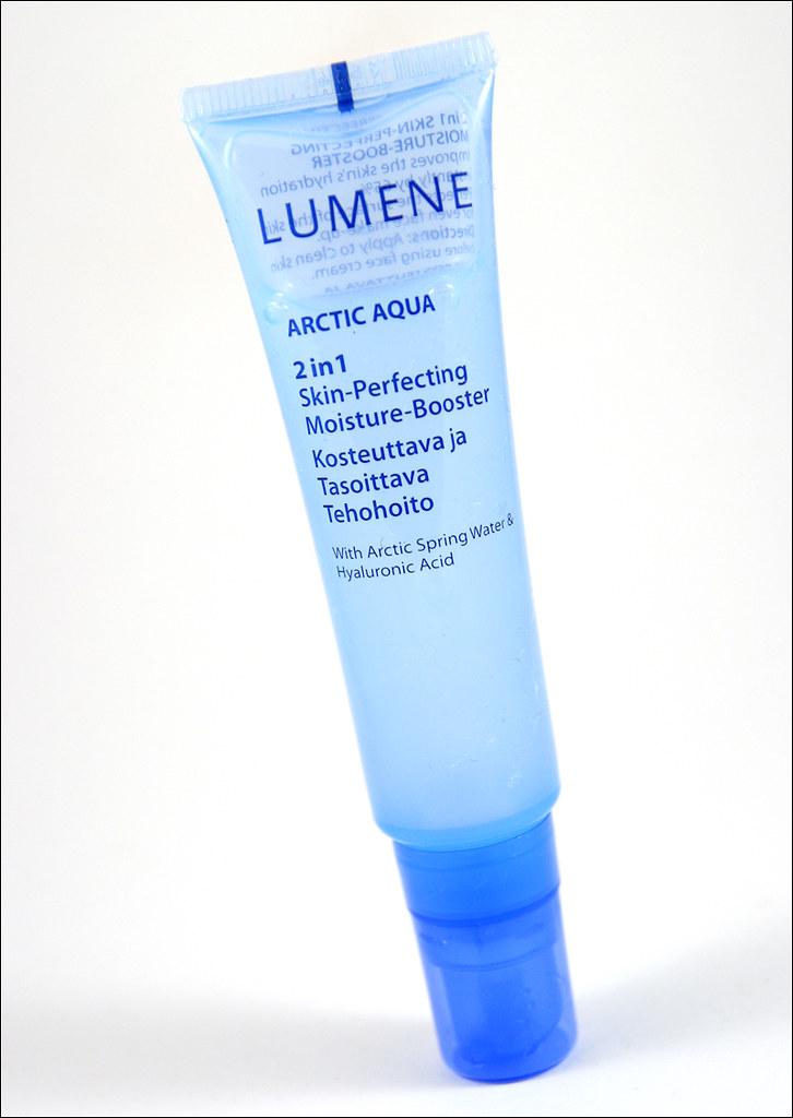 lumene arctic aqua booster