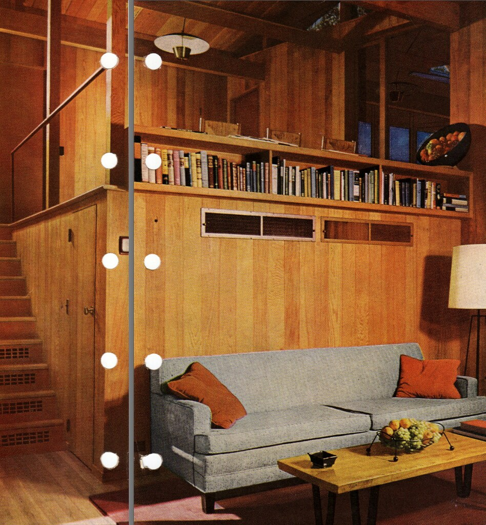 Modern House Designs Elevated: Mid Century Modern Split Level