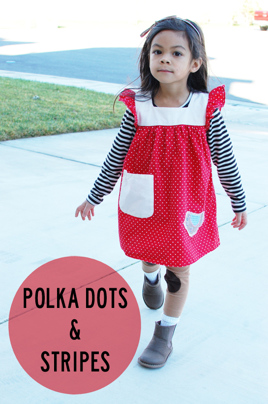 polka dots & stripes