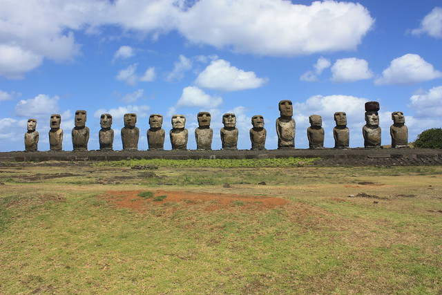 Travel Inspiration: Easter Island