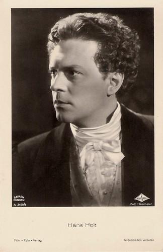 Hans Holt
