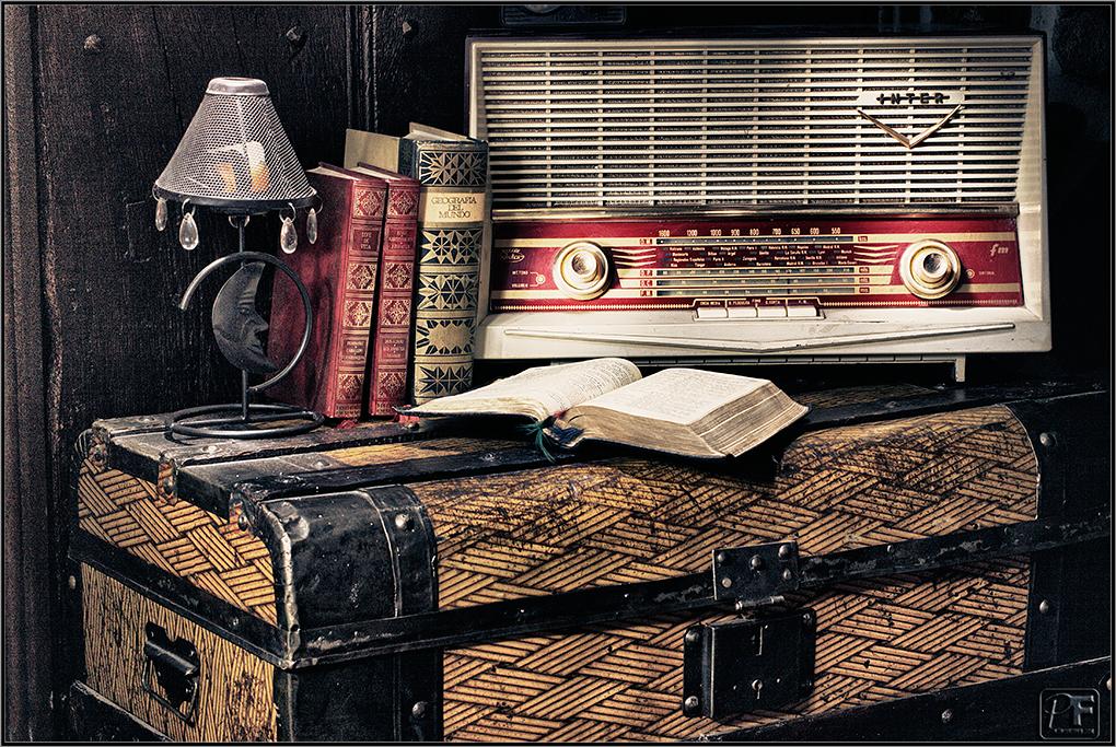 La vieja radio
