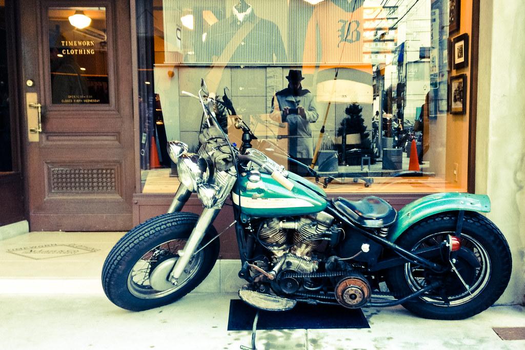 Harley Davidson 2012/01/14 IMG_6395