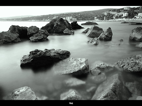 longexposure mist france nikon rocks provence seashore cassis rochers rivage d90 poselongue cilou101