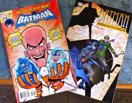 Batman comics