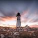 Lighthouse at Scituate, MA