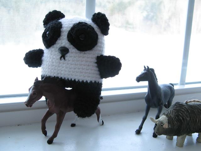 Penny the Panda