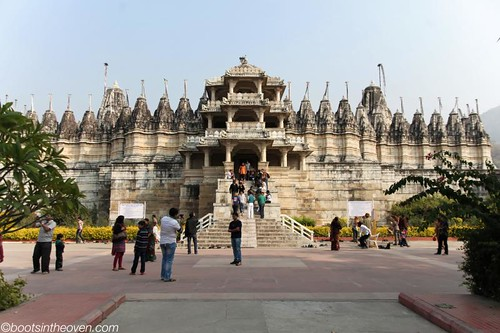 One of the Ranakpur Temples