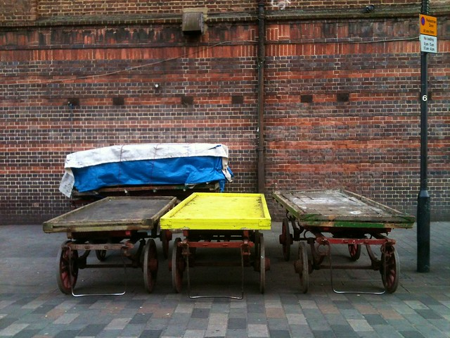 Market Carts, Camden