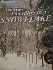 The Gospel According to a Snowflake cover