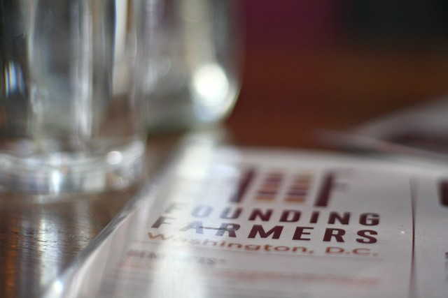 founding farmers brunch