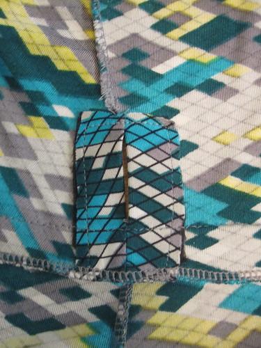 Tie Opening