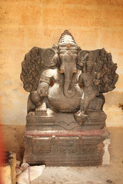 Kannimoolai Ganapathi