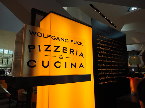 Litto Bites Here There Vegas Lunch Wolfgang Puck Pizzeria Cucina