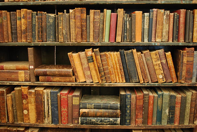 very old books