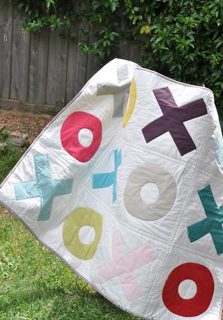 XOX quilt kit