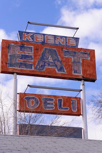 Keene Eating