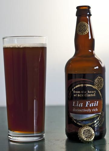 Lia Fail (Inveralmond Brewery) by Cody La Bière