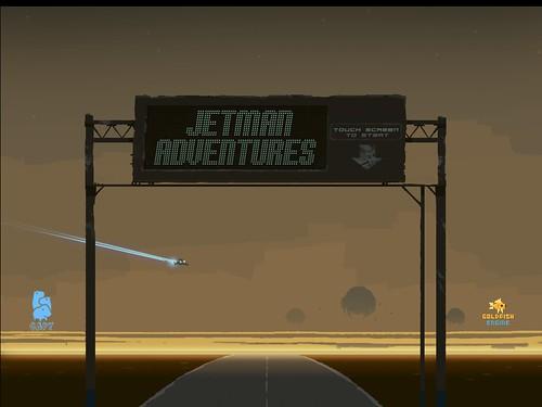 Jetman Adventures