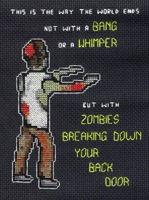 Phat Quarter Swap - Zombie