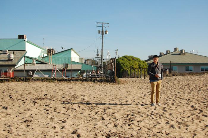 @ Moss Landing Beach