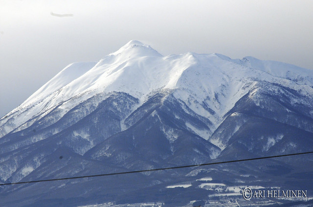 Photo:岩手山 Mount Iwate By:Ari Helminen