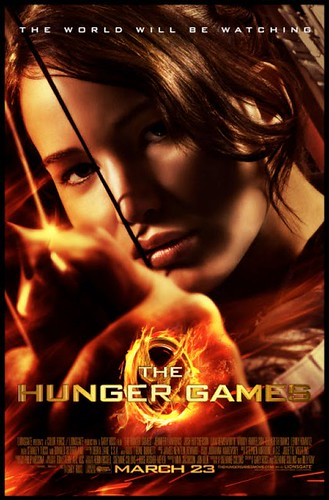 Hunger Games - Movie Poster