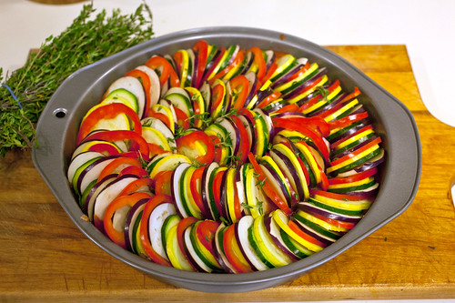 Ratatouille (raw) again