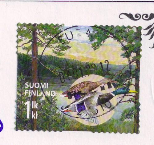 Finland Stamp