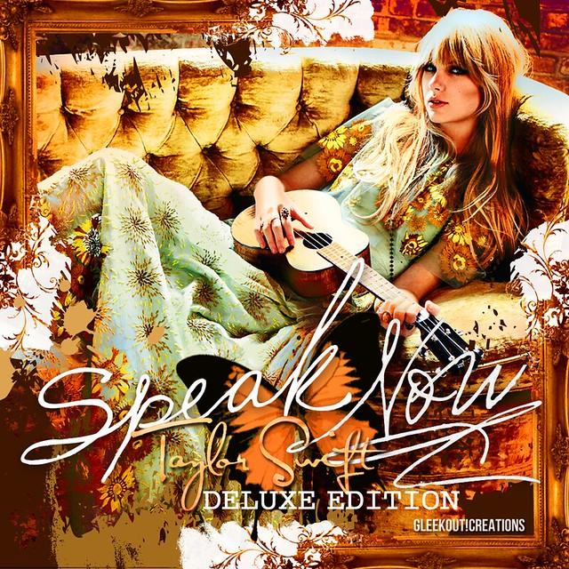 Taylor Swift - Speak Now: Deluxe Edition