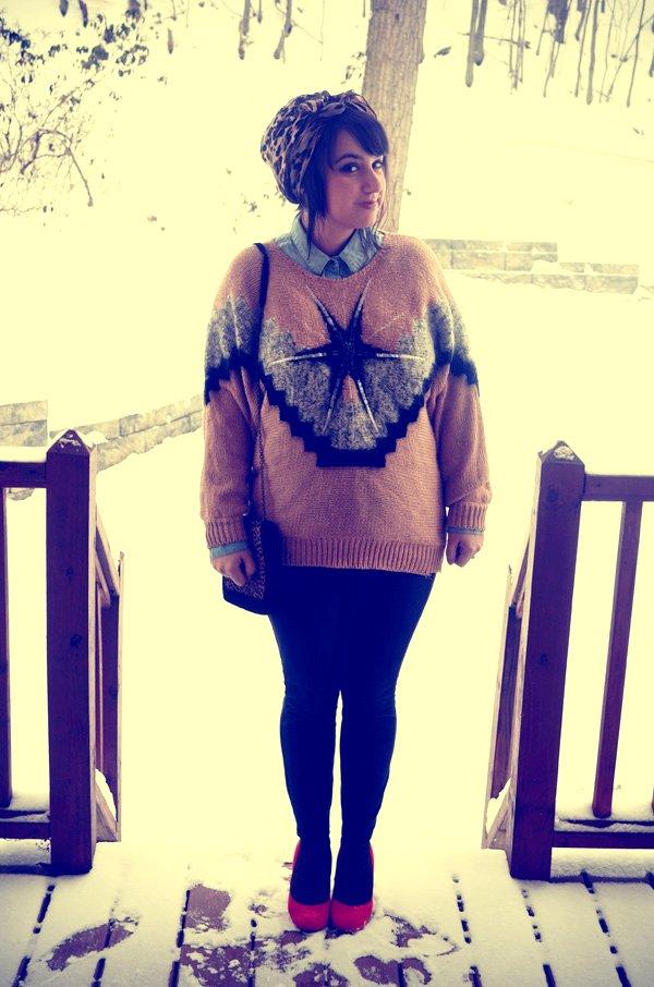 Starburst Snow