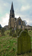 All Saints', Dudwell Lane, Halifax by Tim Green aka atoach