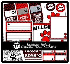 Classroom Themes: Pawsitively Perfect