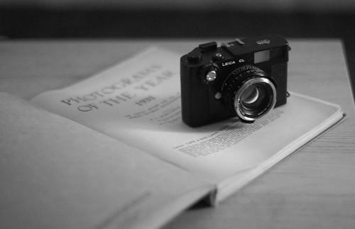 Leica CL + Voigtlander 35mm f1.4 Nokton Classic