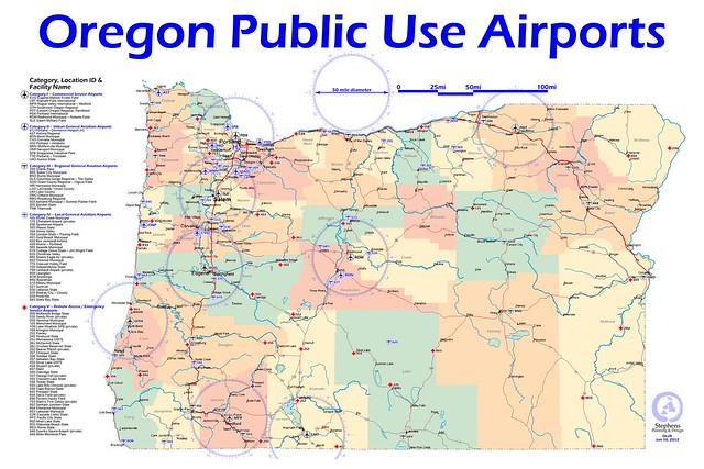 Oregon Public Use Airports Flickr Photo Sharing