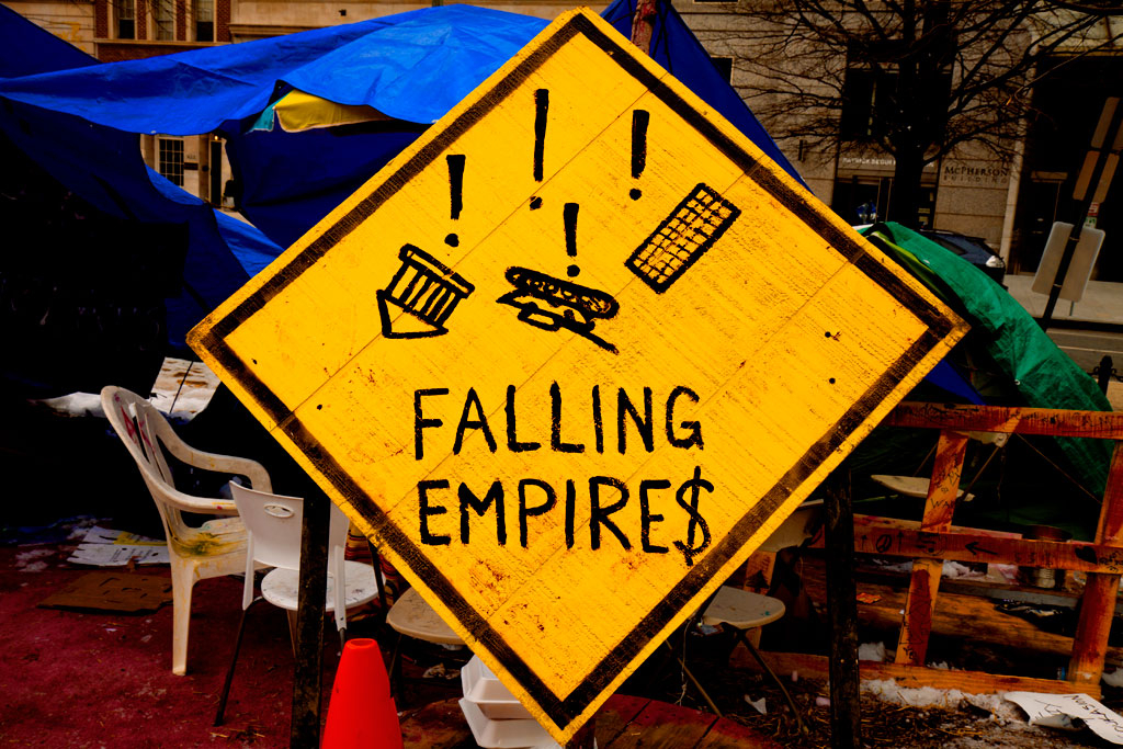 FALLING-EMPIRE$--Washington
