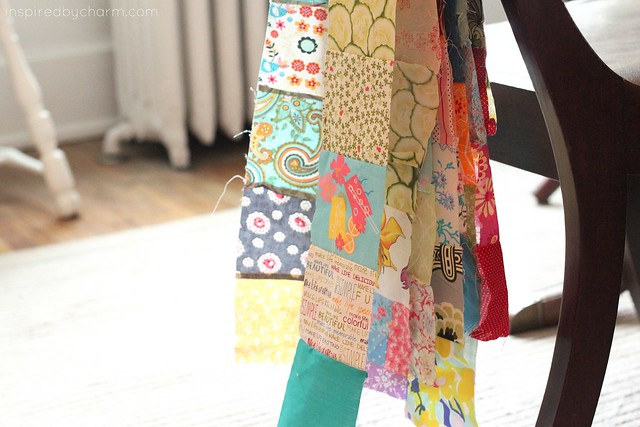 A Quilt {IBC} - rows
