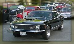 1970 Ford Mustang Mach 1 '5LQK971' 1