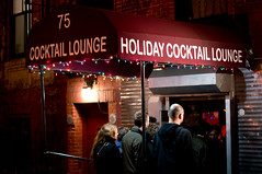 The Last Night At Holiday Cocktail Lounge 1