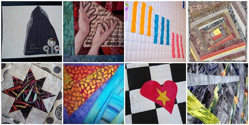 Project QUILTING Pieces that WANT Critiques!