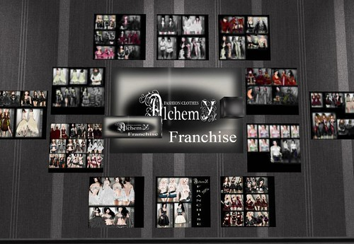 Alchemy Franchise, 50% by Cherokeeh Asteria